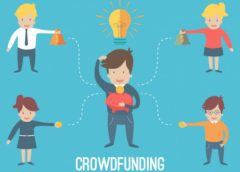 Riesgos de propiedad intelectual para nuevas empresas que utilizan crowdfunding.