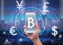 Casas de intercambio de criptomonedas deberán reportar a SHCP operaciones que rebasen los $54,496 pesos