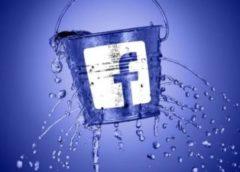 Facebook fue retirado de la lista de compañías éticas de Standard & Poor's después de escándalos de datos