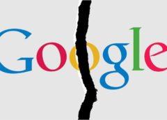 Activistas instan a Google a separarse antes de que los reguladores lo obliguen a hacerlo.