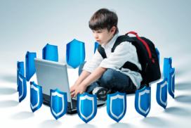 La capa adecuada (de seguridad para menores en internet).