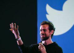 La cuenta del CEO de Twitter Jack Dorsey ha sido hackeada