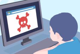 Internet segura para niñas, niños y adolescentes.