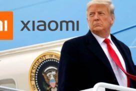 La administración de Trump incluye a Xiaomi en lista negra