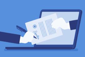 Notarize, la empresa que notariza  documentos electrónicos, está valuada en USD$760 millones.