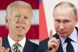 """Biden le dice a Putin que Estados Unidos tomará """"cualquier acción necesaria"""" después del último ataque de ransomware."""
