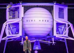 Blue Origin (de Jeff Bezos) demanda a la NASA por contratar a SpaceX (de Elon Musk)